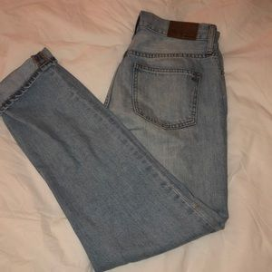 PERFECT MADEWELL MOM JEANS